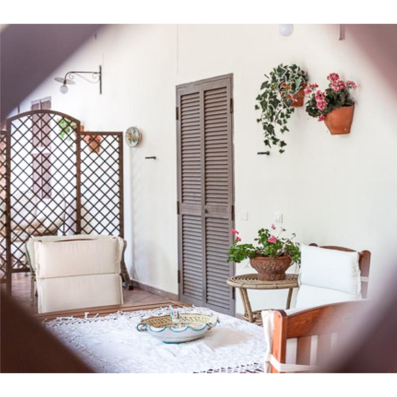 interni / esterni di casa vacanza
